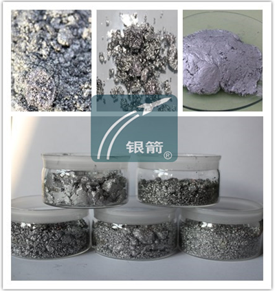 Storage and use of aluminum paste